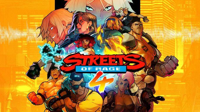 Tráiler, capturas, noticias de Streets of Rage 4