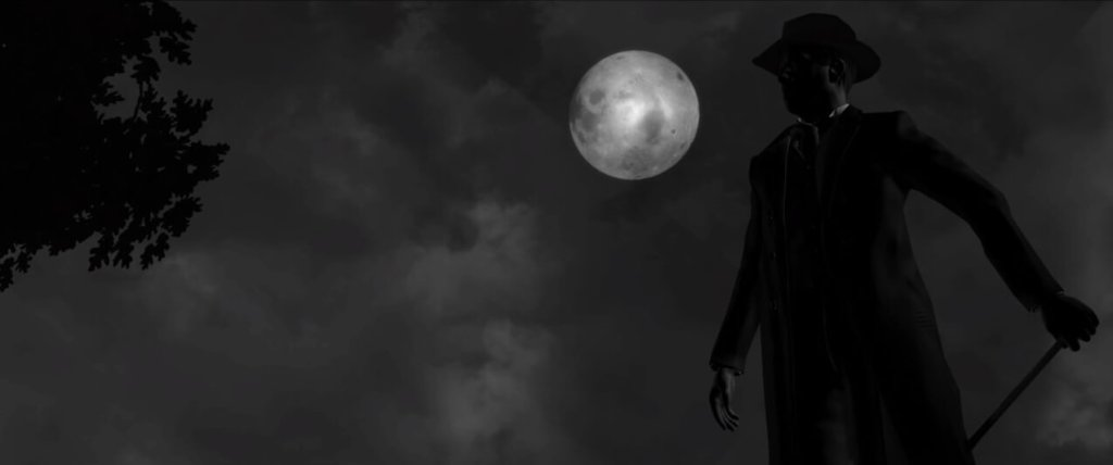LA Noire screenshots capturas filtro blanco y negro, noir, black and white (22)