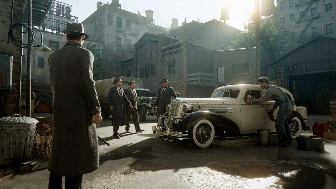Mafia Definitive Edition screenshots