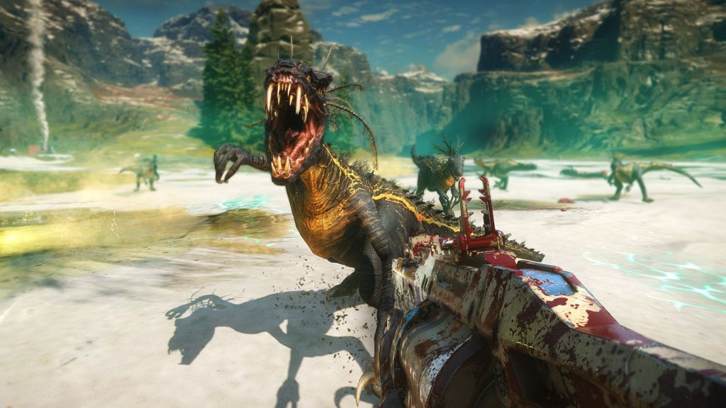 Second Extinction video game screenshots capturas de pantalla (1)