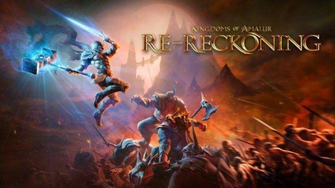 Kingdoms of Amalur re-reckoning screenshots anuncio fecha de lanzamiento