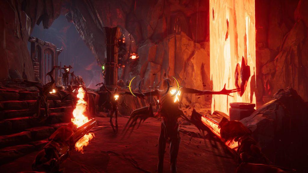 Metal Hellsinger screenshots capturas de pantalla (3)