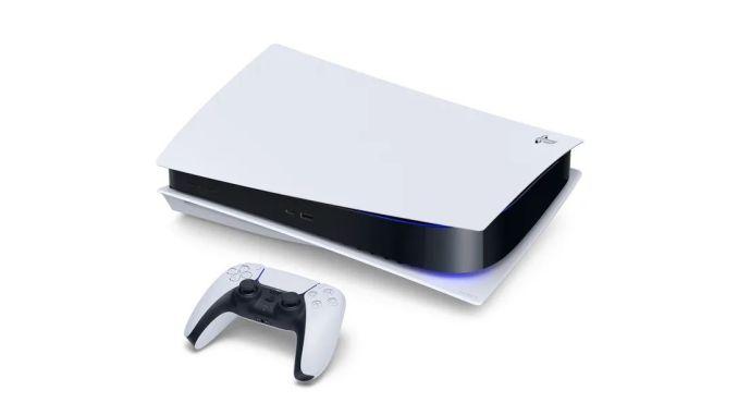 PS5 se puede poner horizontal