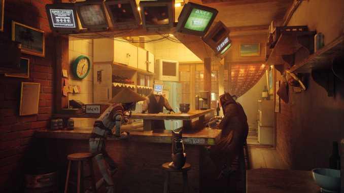 Tráiler y capturas de Stray, el juego del gato presentado en el evento de PlayStation