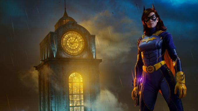 Batman-Gotham-Knights-Batgirl-screenshots-capturas-reseña-1