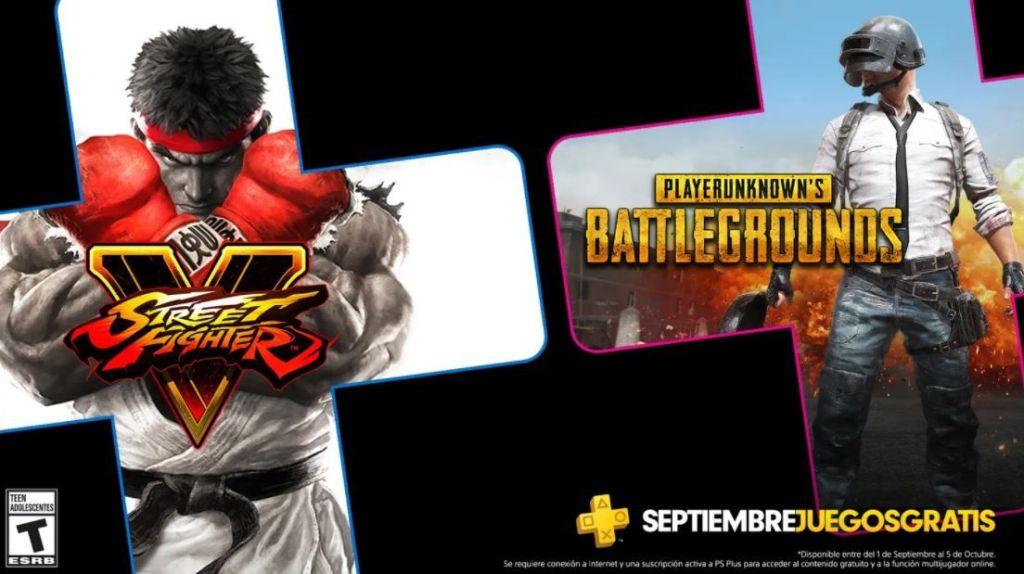 PS Plus: juegos gratis de septiembre 2020