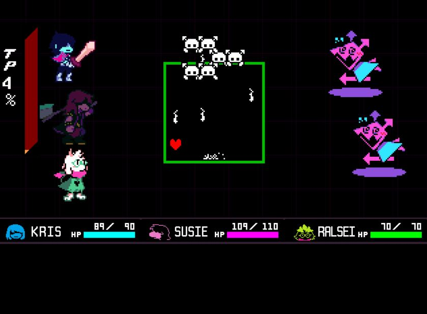 Deltarune-Chapter-2-screenshots-PS4-Switch-PC-2