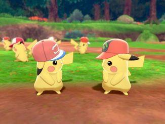 Cómo obtener los códigos para Pikachu en Pokémon Espada y Escudo