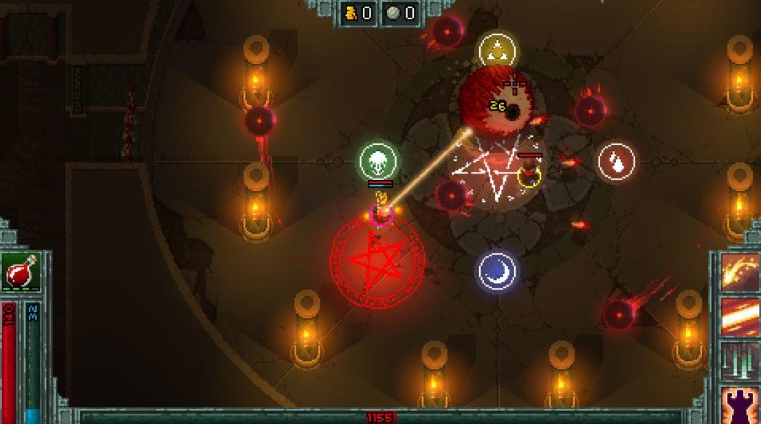 Heroes-of-Hammerwatch-Ultimate-Edition-screenshots-resena-combate