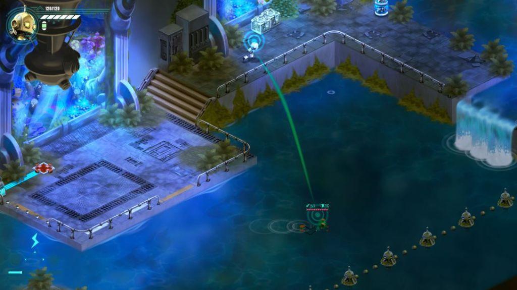 Retro-Machina-ataques-screenshots