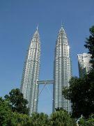 Torres Petronas (452m.)