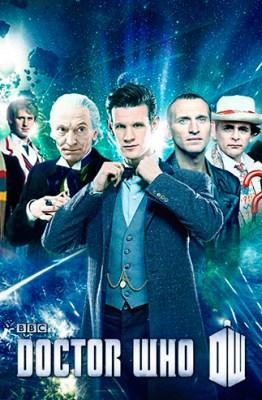 Mejores series de ciencia ficción- doctor who