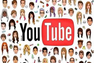Lista de los youtubers más famosos