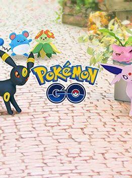 Segunda Generación Pokemon GO