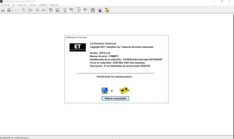 crack et caterpillar como instalar et caterpillar