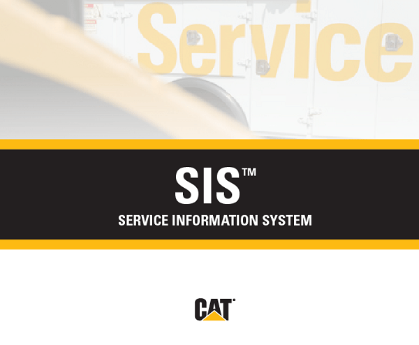 SIS SERVICE INFORMATION SYSTEM