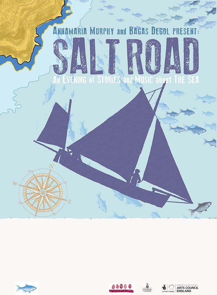 Salt Road (Music and Storytelling)