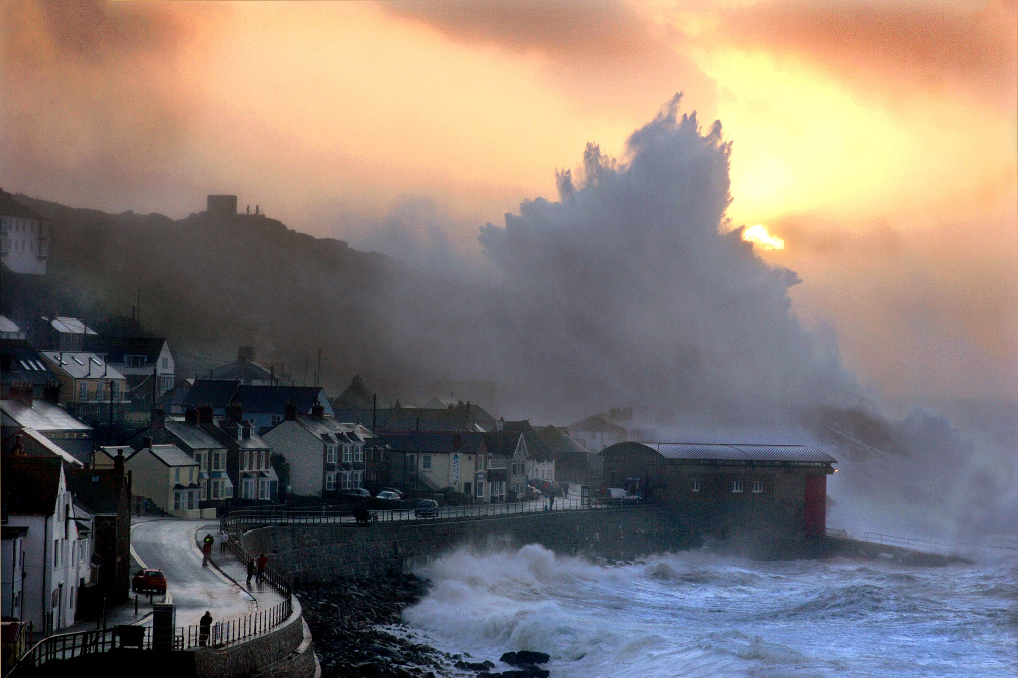 POSTPONED - Waves & Storms: Photographing the Cornish coast