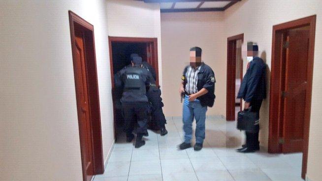 FGR captura a cuatro personas por Narcotráfico tras captura de Cabecilla en Guatemala