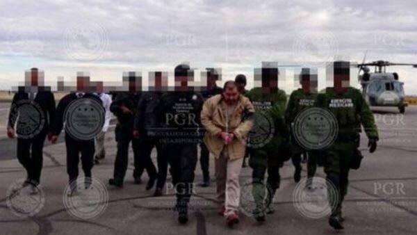 """México y Estados Unidos disputan la fortuna de Joaquín """"El Chapo"""" Guzmán"""