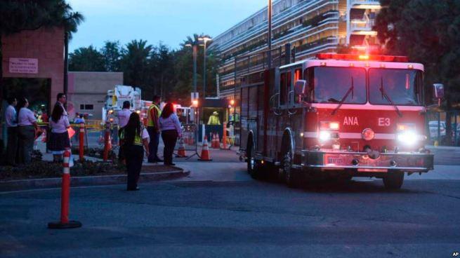 Incendio en Disneyland deja $180,000 en daños