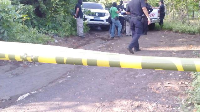 Tres pandilleros fallecieron tras enfrentamiento con PNC en San Miguel