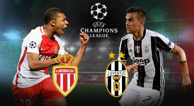 Previa sobre la segunda Semifinal de la Champions League, Mónaco vs Juventus