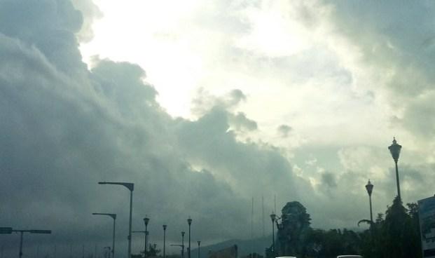 Vaguada podría provocar lluvias para este día