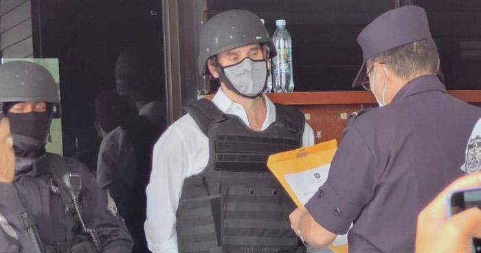 Nueva orden de captura contra Ernesto Muyshondt por apropiación de más de $500 mil