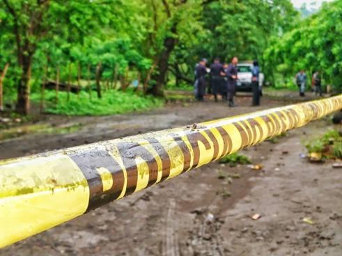 Muere pandillero tras enfrentarse a policías en San Miguel
