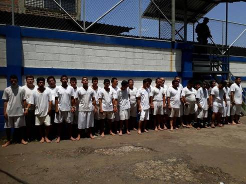 Mega operativo en Ahuachapán deja 35 sujetos capturados por diferentes delitos