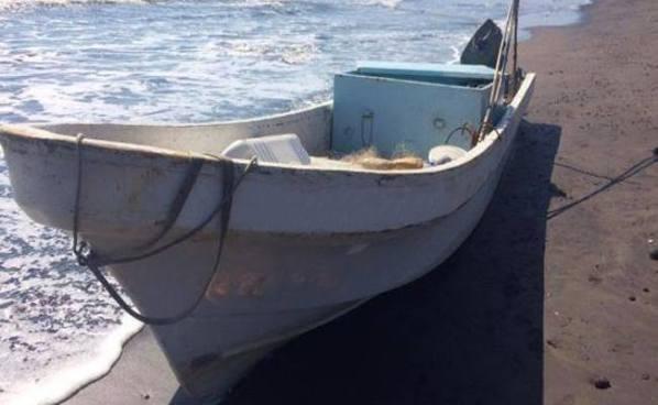 Desaparece lancha con tres hombres a bordo en Sonsonate