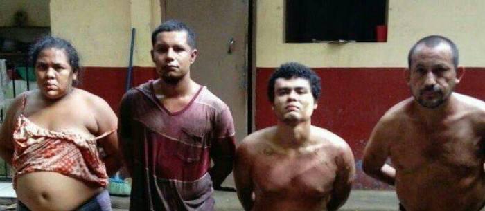 PNC desmantela banda de asaltantes y extorsionistas en en San Miguel
