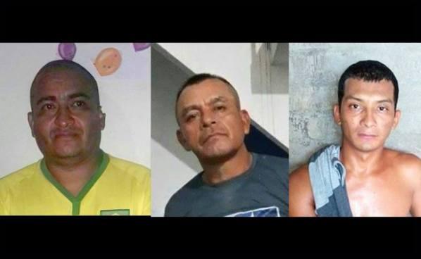 PNC captura a varias personas por diversos delitos en distintos puntos del país