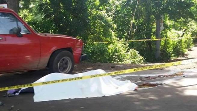 Un motociclista muere en accidente de tránsito en la carretera a la playa El Espino