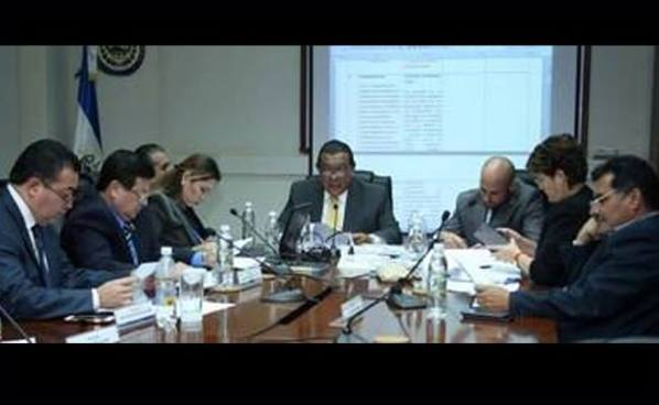 Diputados de ARENA sin prisa por reformar Ley de Extinción de Dominio