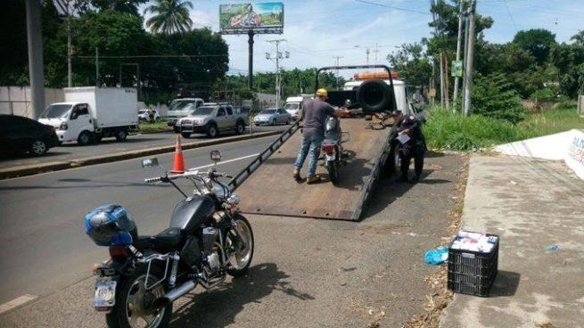 VMT ha realizado 5.177 decomisos a motocicletas en lo que va del año