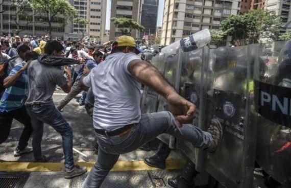 Suspensión de portación de armas en Venezuela