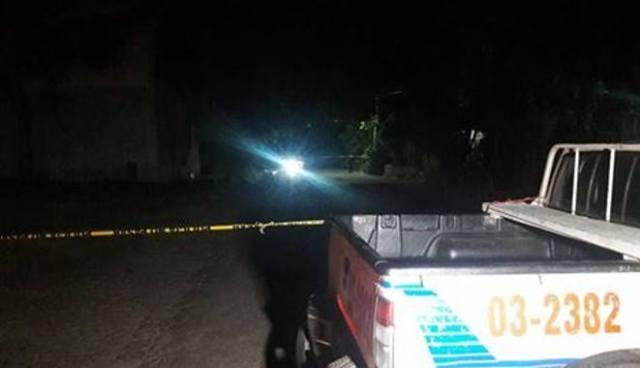 Pandilleros intentan asaltar vehículo repartidor en la Ciudad Pacifica, San Miguel