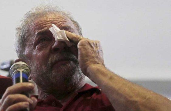 Piden prisión para Lula da Silva
