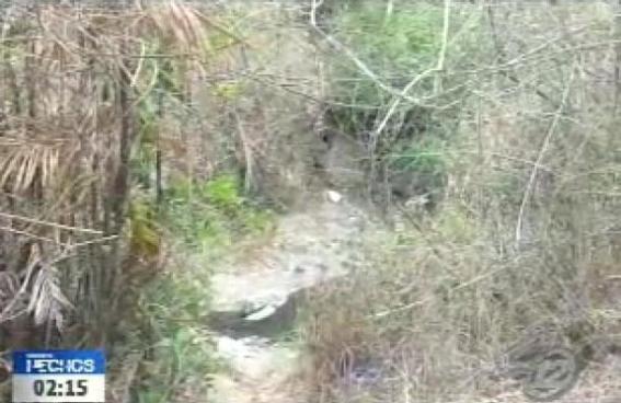 Pareja es asesinada en un río en San Jose Villanueva
