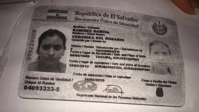 Encuentran a niño que había sido secuestrado por su niñera en San Salvador
