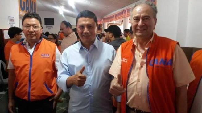 Will Salgado gana internas y sera candidato a la alcaldía de San Miguel