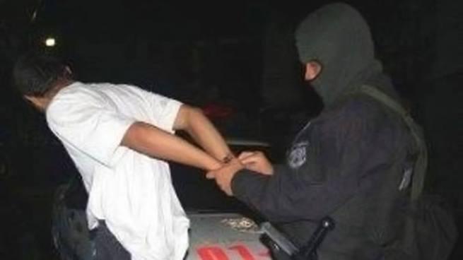 Condenan a nueve años a pandillero que intento asesinar a agentes de la PNC