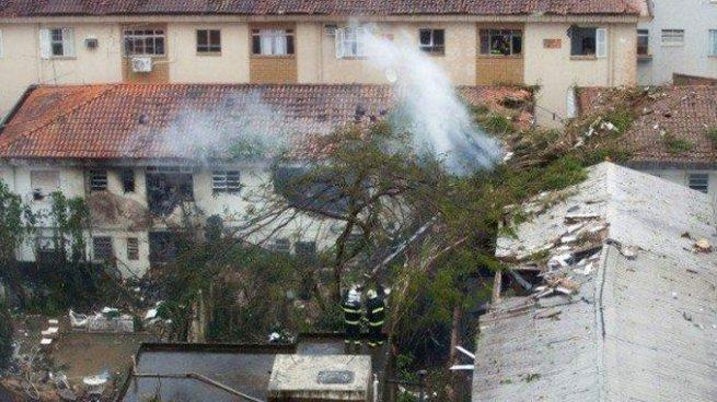 Avioneta se desploma y deja 7 muertos en Culiacán, México