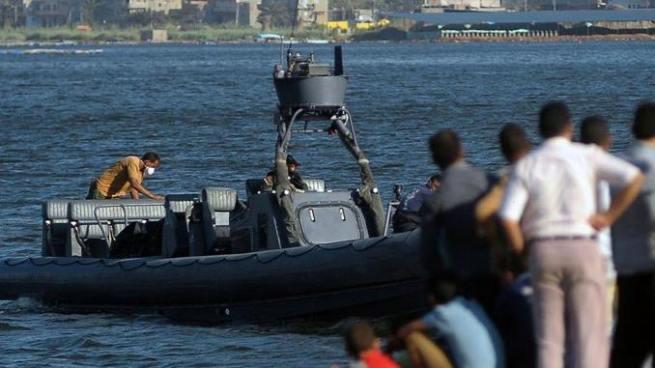 Hallan 13 personas muertas en una embarcación en el mar Mediterráneo