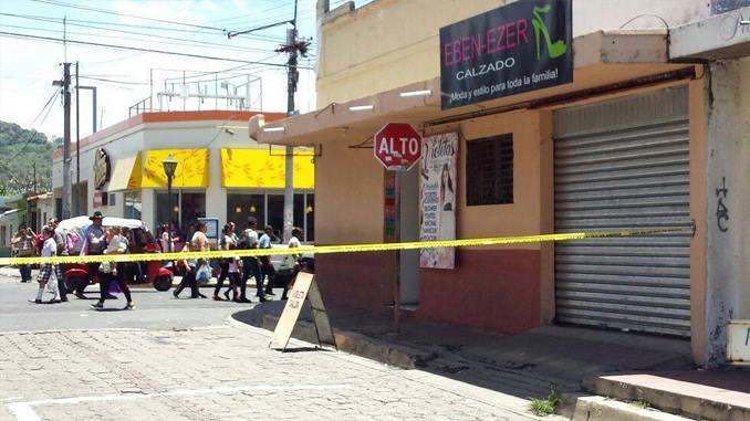 Asesinan a comerciante en San Martín.