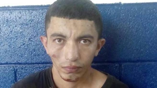"""Capturan al """"Canguro"""" pandillero involucrado en el homicidio de un policía"""
