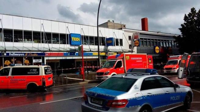 Hombre armado con un cuchillo mata a una persona y lesiona a otras 4 en Alemania