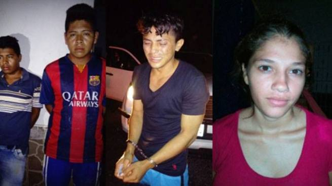 Caen pandilleros durante la búsqueda de una madre y su hijo secuestrados en La Unión